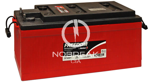 Bateria Estacion�ria 220 Ah Freedom DF 4001
