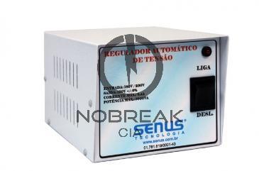 Regulador Autom�tico de Tens�o E-Plus 1,5 kVA - Senus