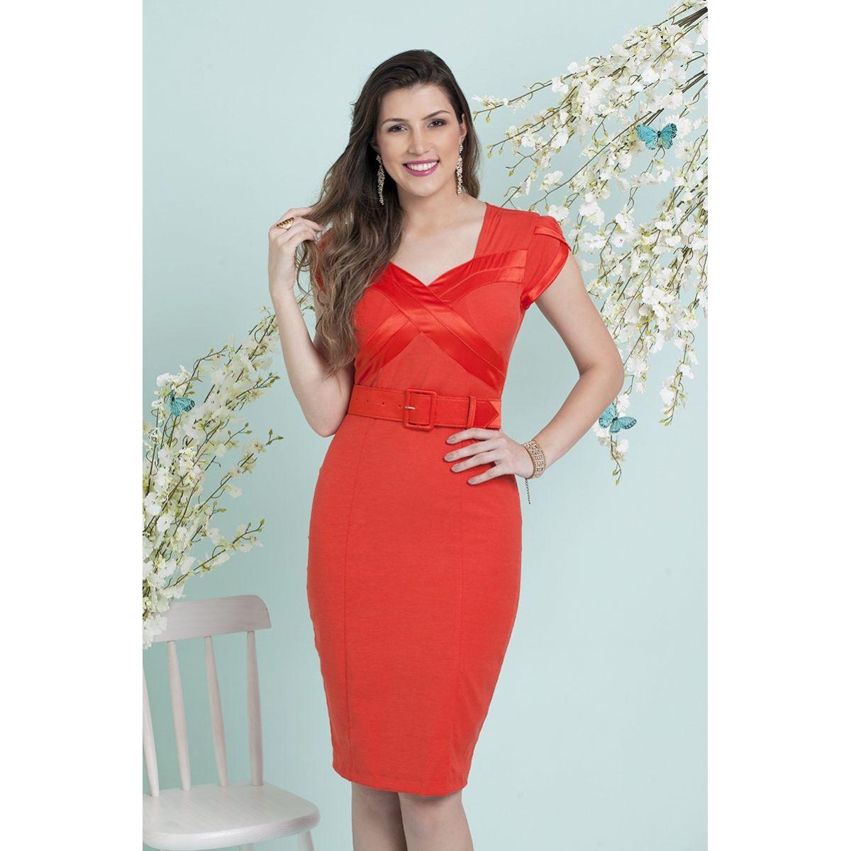 Vestido Clarice - Bella Hera�a - 5715