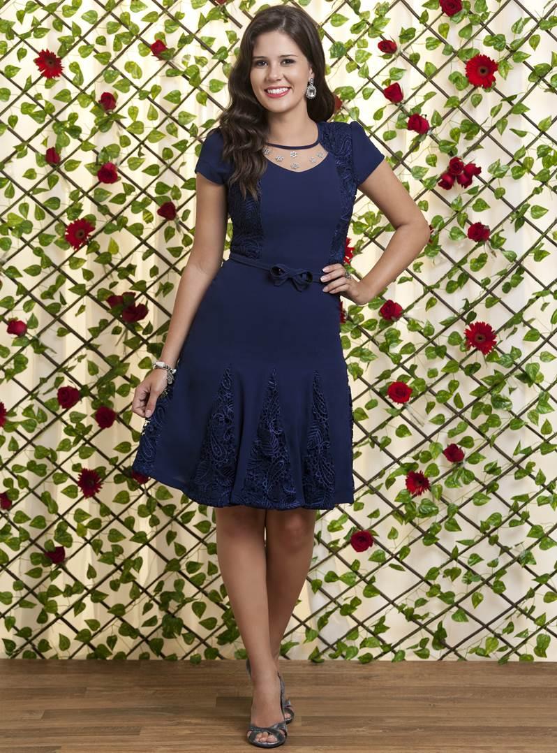 Vestido Bella Heran�a Palma 6205