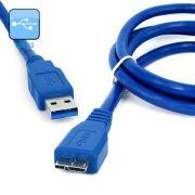 Cabo USB 3.0  Para HD Externo - Por Metro