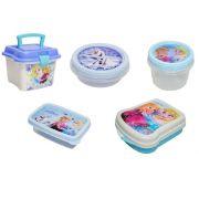 Kit de Potes - Disney Frozen - 5 unidades