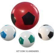 Bola Grande Festa de Futebol - 10 Unidades