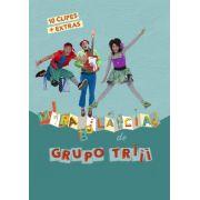 Mirabolancias do Grupo Triii com Estevao Marques, Marina Pittier e Fe Sztok  - DVD