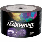 DVD-R Grav�vel Maxprint 504719 Pino Com 50 Unidades