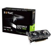 NVidia Geforce GTX 960 4GB 128-Bit GDDR5 7010MHz 1177MHz 1024 CUDA CORES Zotac ZT-90308-10M - DVI|HDMI|DP