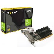 Placa de v�deo NVidia Geforce GT 710 1GB 64-Bit GDDR3 Zotac ZT-71301-20L - 192CUDAs