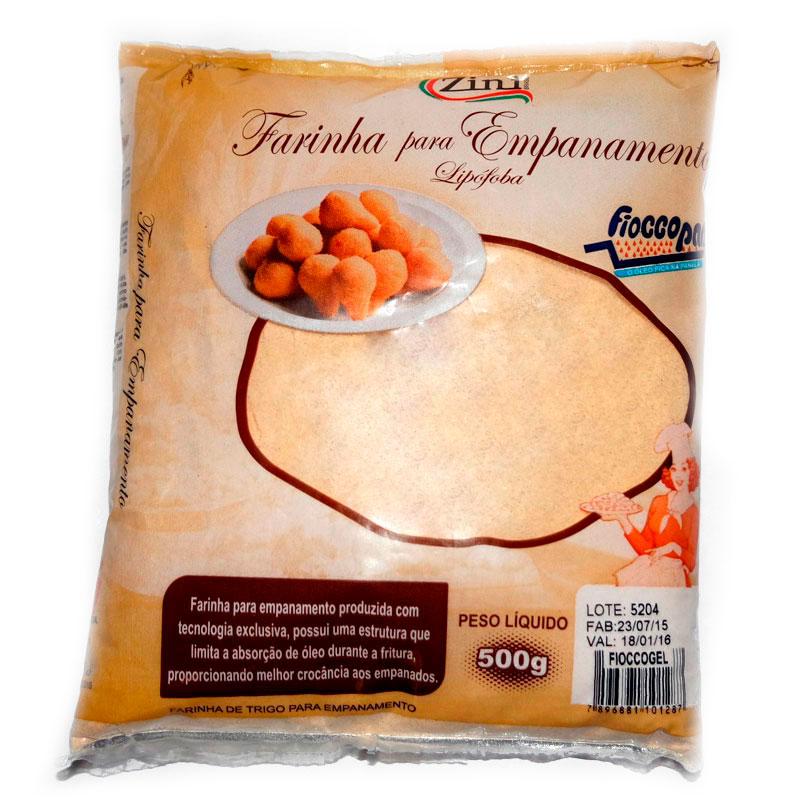 Fioccogel� Ligante para empanamento 500g