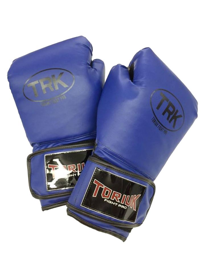 Luva de Boxe Toriuk Air Cool - Azul - 10/12/14/16 OZ