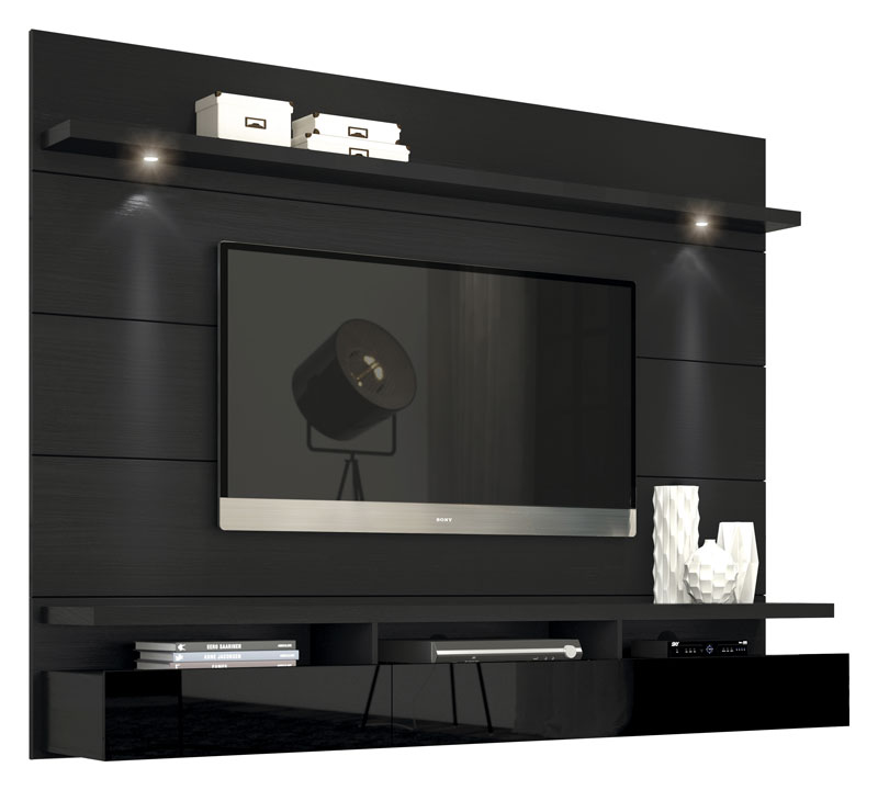 Home Suspenso Horizon Preto Touch 1.8 - Prov�ncia