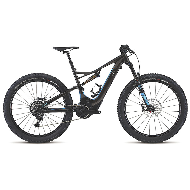 Bicicleta Specialized Levo FSR Expert 6Fattie 2017