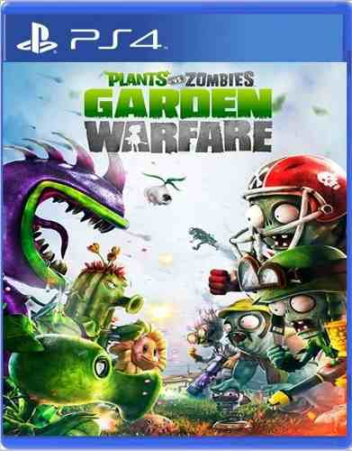 Jogo Ps4 Plants Vs Zombies: Garden Warfare