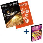 ASSINATURA REVISTA SUMA ECONOMICA 1 ANO + DVD Or�amento Operacional de Vendas