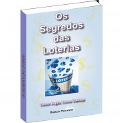 Livro - Os Segredos das Loterias