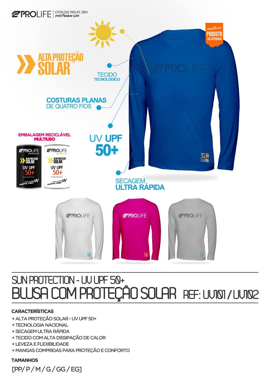 Blusa Feminina Sun Protection Prolife Rosa - Proteção Solar UV UPF 50+ -  Radical Peças - Peças para Jet Ski e Motor de Popa bf6d8e87407