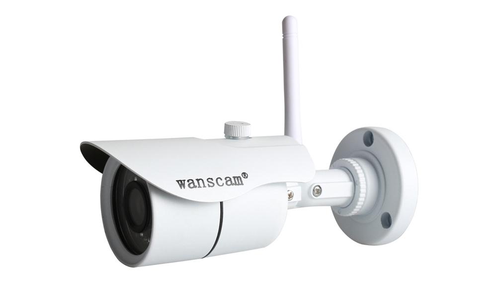 Câmera Ip Wanscam Hw0043 Wifi Visão Noturna Ir Onvif E App ...