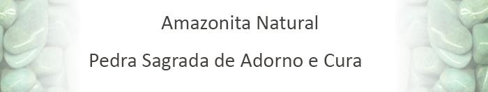 Amazonita natural artstones