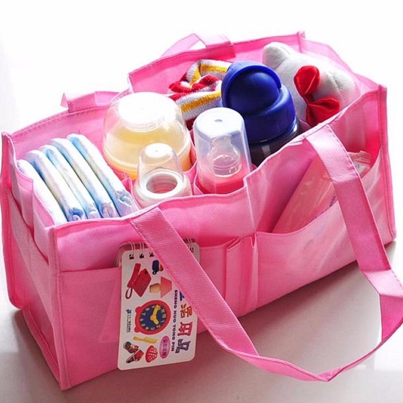 Organizador para Bebês - Bolsa para Bebê e Mamãe - Frete Grátis