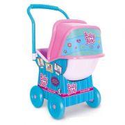 Carrinho de Boneca Baby Alive Original Cotiplas Licenciado Hasbro - 2061