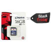 Cartao de Memoria SD 16GB Classe 4 SD4/16GB