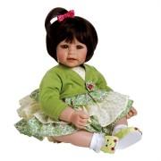Boneca Adora Baby Doll 20� Fanciful Frog (Dark Brown Hair/Brown Eyes)