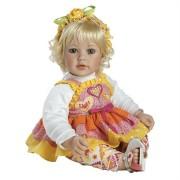 Boneca Adora Baby Doll, 20 inch �Jelly Beanz� Light Blonde Hair/Blue Eyes