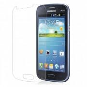 Pel�cula protetora Pro transparente para Samsung Galaxy SII Duos S7273T