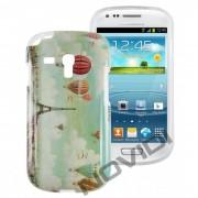 Case Personalizada Paris Bal�es para Samsung Galaxy S3 Mini I8190