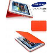 Capa estojo com suporte para Samsung Galaxy Note 10.1 N8000 - Samsung EFC-1G2NOECSTD - Cor Laranja