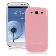 Tampa da Bateria para Samsung Galaxy S III i9300 - Rosa