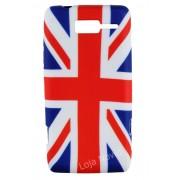 Capa colorida s�rie bandeira Inglaterra  para Motorola Razr i XT890