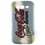 Capa colorida s�rie Bebidas Coca-Cola Light para Samsung Galaxy Grand Duos I9082