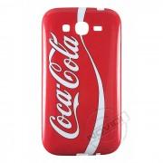 Capa Personalizada Coca-Cola para Samsung Galaxy Grand Duos I9082