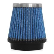 Filtro de Ar Esportivo Rs Air Filter C�nico 70mm Azul