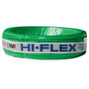 Fio Flex�vel para Instala��o Automotiva Dni Hi-Flex 1,00 mm 100 Metros Verde