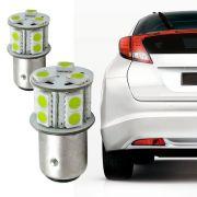 L�mpada Kx3 2 Polos 13 LED 12V Par