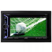 DVD Player Multim�dia JVC KW-V30BT 6,1 Touchscreen CD DVD USB BLUETOOTH