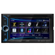 DVD Player Multim�dia JVC KW-AV20BT 6,1 Touchscreen DVD CD USB  Bluetooth