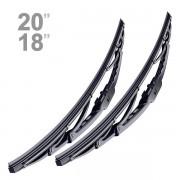 Limpador de Para-Brisa Dianteiro 18�/20� Bosch � Par de Palhetas