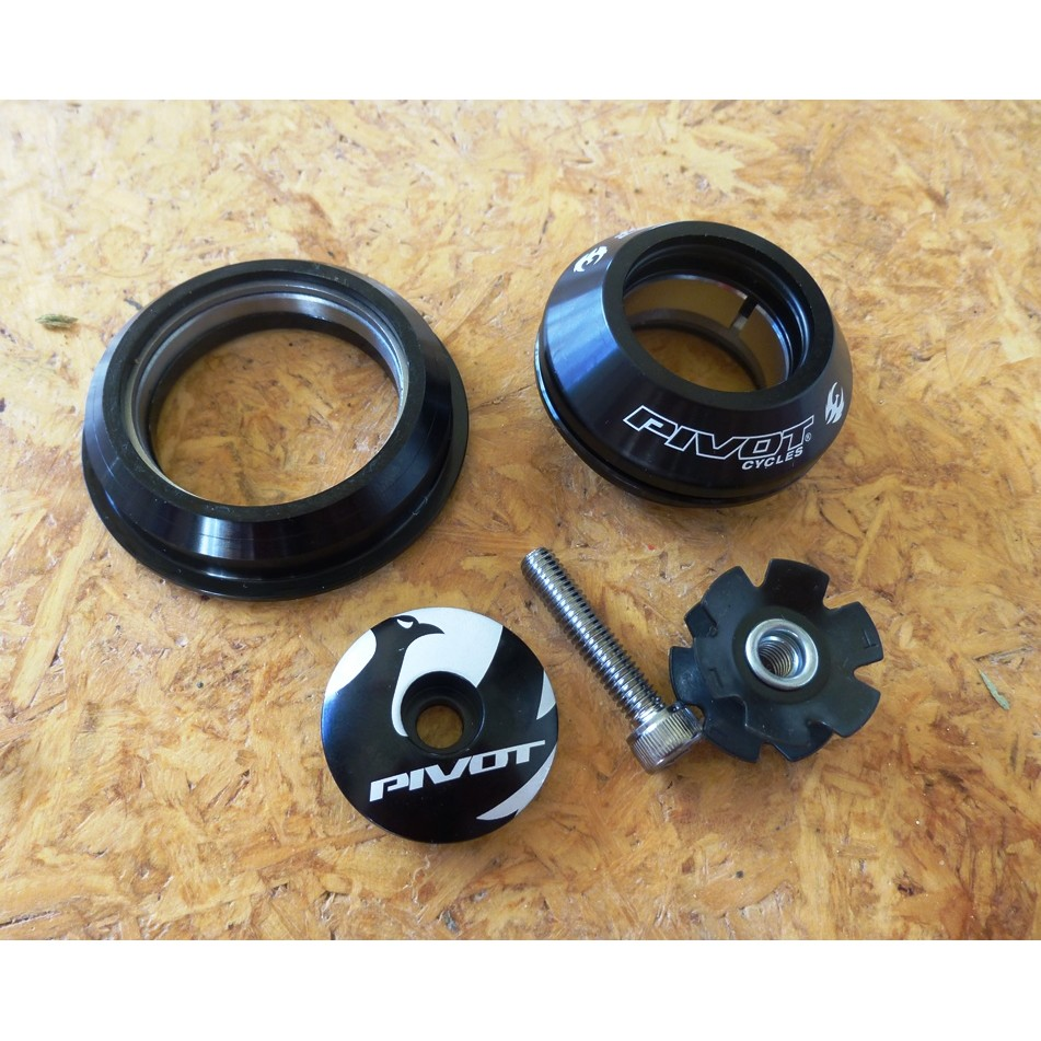 Caixa de dire��o Pivot Cycles Semi-integrada 44/56mm
