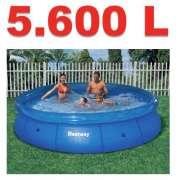 Piscina BestWay 5600 Litros STANDARD