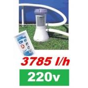 Bomba Filtrante Piscina Intex 3785 LH 220v Filtro Incluso #28638