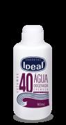�gua Oxigenada Cremosa 40 Volumes 90ml - Ideal