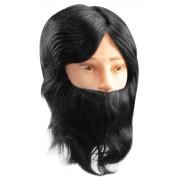 Cabe�a para Treino de Corte de Cabelo Maculino Cabelo e Barba