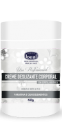 Creme Deslizante Para Massagem Corporal 650gr - Ideal