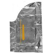 Kit Pedicure Metalizado Descart�vel com Amolecedor