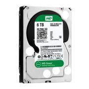 HD Wester Digital 6.0 TB SATA 7200 RPM - 64MB Cache - WD60EZRX