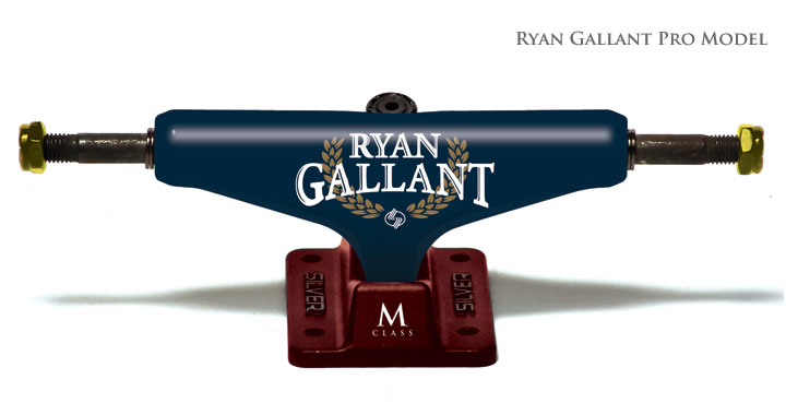 Truck SILVER Pr� M  Ryan Gallant - 8.0