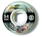 Roda ELEMENT - 54 mm - �guia