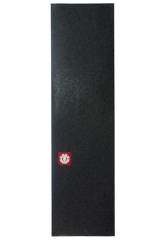 Lixa de skate Element Logo Vermelho